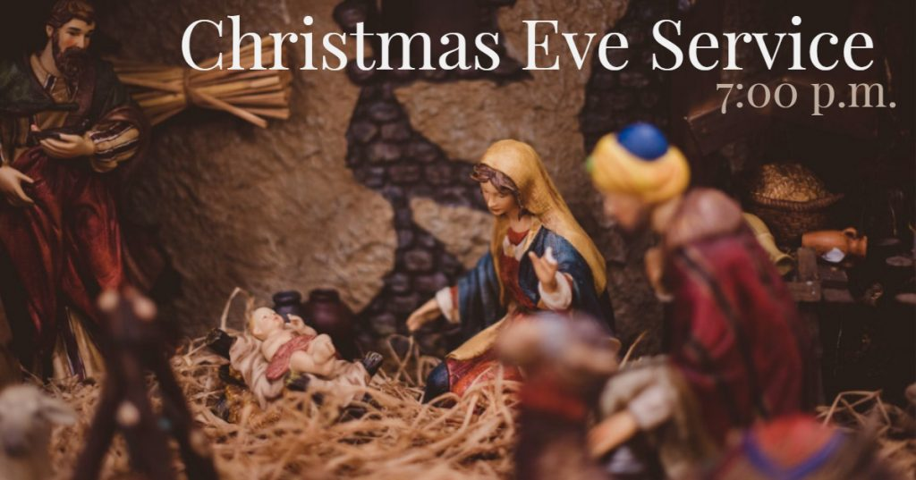 Come and celebrate the reason for the season.